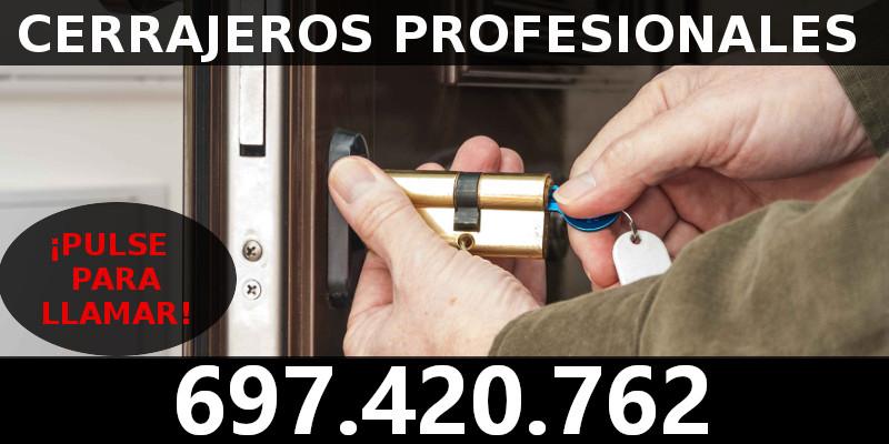 cerrajeros profesionales Valdemoro